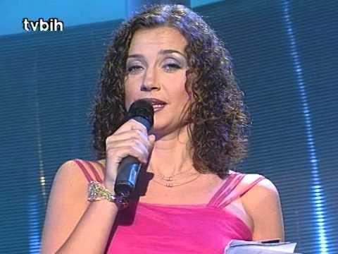 Segmedina i Elvira - Miss Treba biti obrazovana @ Miss BiH 2000