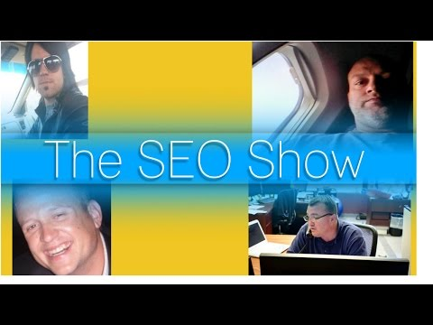 How to Sell SEO Services|Andrew From SEMEasy, Lane From MADRANK, Frank and Byron From The SEO Show