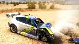 DiRT 2 - Accidents