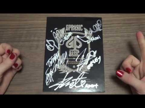 Unboxing GP Basic 지피베이직 7th Digital Single Album Pika-Burnjuck 삐까뻔쩍 (Signed)