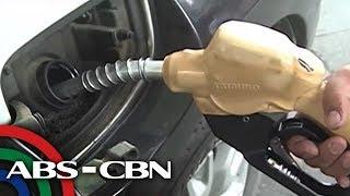 TV Patrol: Presyo ng mga produktong petrolyo sa Baguio, bumaba na