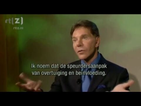 Netherlands Television Interview with Robert Cialdini
