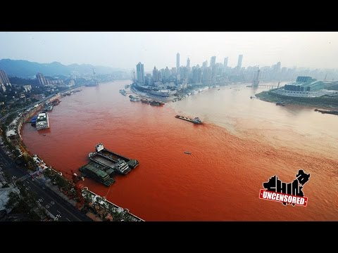 20 Signs China's Pollution Has Reached Apocalyptic Levels | China Uncensored video