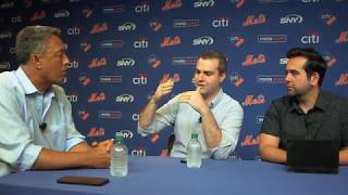 Rain Delay Theater: The Podcast- Ron Darling talks 80's Mets and more