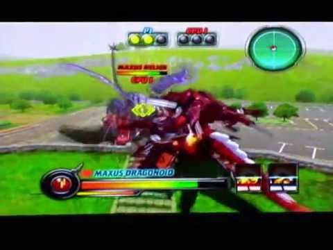 Bakugan Defenders of the Core Free Battle Maxus Drago vs Maxus Helios World Smackdown 3/8