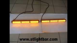 LED strobe light ,warning bar .SYNC function