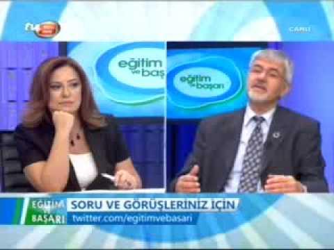 Eğitim ve Başarı - Özyeğin Üniversitesi Rektörü Prof. Dr. Erhan Erkut
