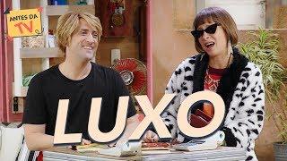 Rique quer fazer um casamento de LUXO para Violeta! | A Vila | Nova Temporada | Humor Multishow