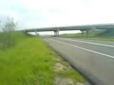 Ferrari 250kmh kroz srbiju