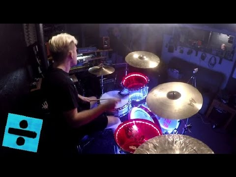 Ed Sheeran - Shape Of You - Drum Cover By Rex Larkman