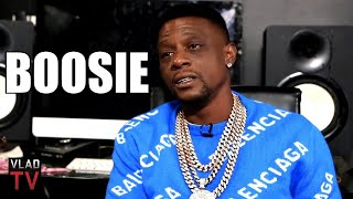 Boosie on NBA Players Living Paycheck to Paycheck Before the Pandemic (Part 24)