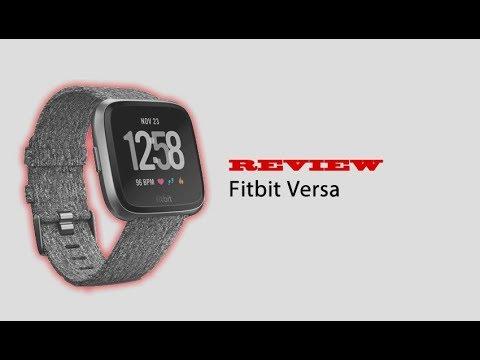 Review Fitbit Versa | Smartwatch deportivo y de primer nivel