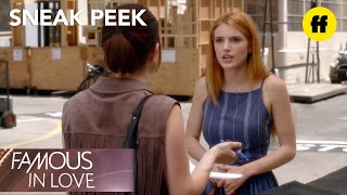 Famous in Love | Season 1, Episode 2 Sneak Peek: Paige Meets Alexis | Freeform