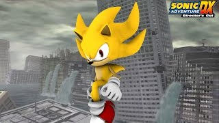 Sonic Adventure DX (PC) [4K] - Super Sonic's Story