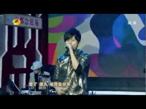 张杰 Jason Zhang Jie This Is Love Zhe jiu shi ai 这,就是爱 Rock version