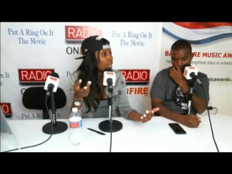 Birthday Stories From Her Trip To Mexico (Baltimore Flava Radio)