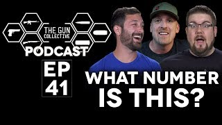 WHAT NUMBER IS THIS?  | TGC PODCAST | Ep 041