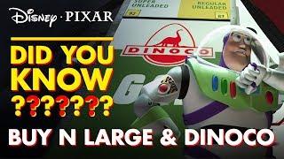 Pixar Did You Know?   Companies in Disney• Pixar Movies
