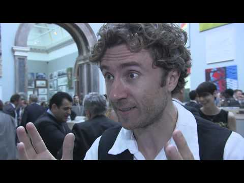 Designer Thomas Heatherwick talks about UK Creativity