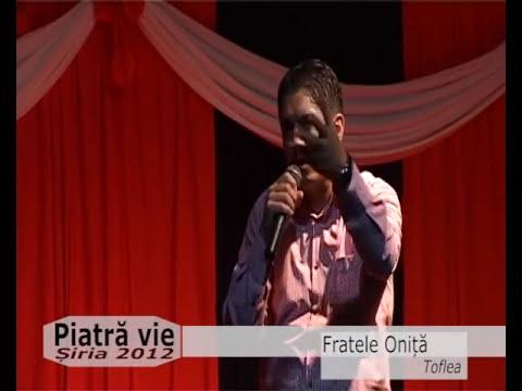 Ionita din toflea predica la piatra vie 2012