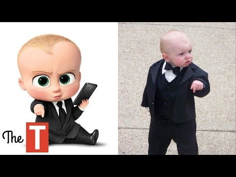 10 Kids Who Look Like CARTOON CHARACTERS thumbnail