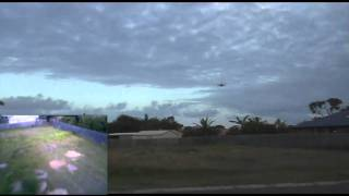 Hexacopter flight with FlyCamOne2 pic-in-pic