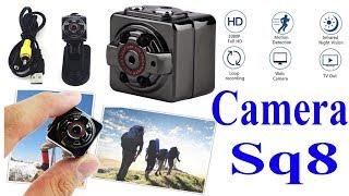 Camera Hành Trình|| Camera Mini SQ8 DV FULL HD 1080P - Quay Ban Đêm Rõ Nét