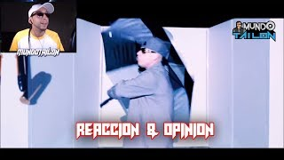 Cosculluela - Palos y Cortas con Chip (feat. Chini Lee) - REACCION