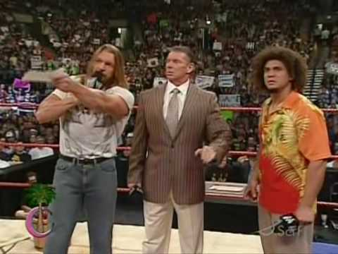 Triple H Returns to RAW on Carlito's Cabana (2/2) Music Videos