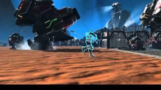 Starcraft 2 - Massive warfare cinematic