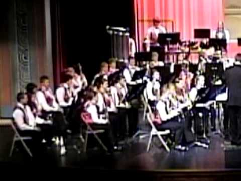 Memorial High School Band Ely, MN 2012