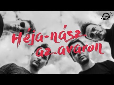 Kávészünet zenekar - Héja-nász az avaron (lyrics videó)