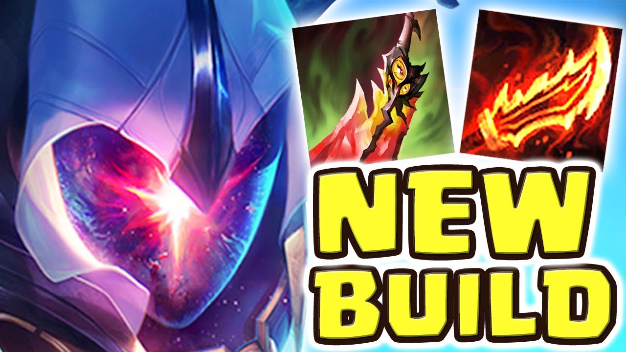 YOU WILL WIN EVERY GAME WITH THIS BUILD!! CRAZY NEW INVINCIBLE BUILD | MASTER YI JUNGLE - Nightblue3