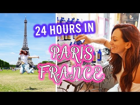 24 Hours in Paris France