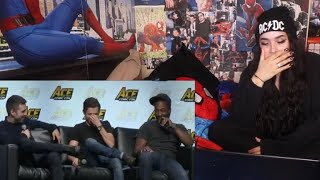 Anthony Mackie Clapsback At A Disrespectful Tom Holland Fan Reaction
