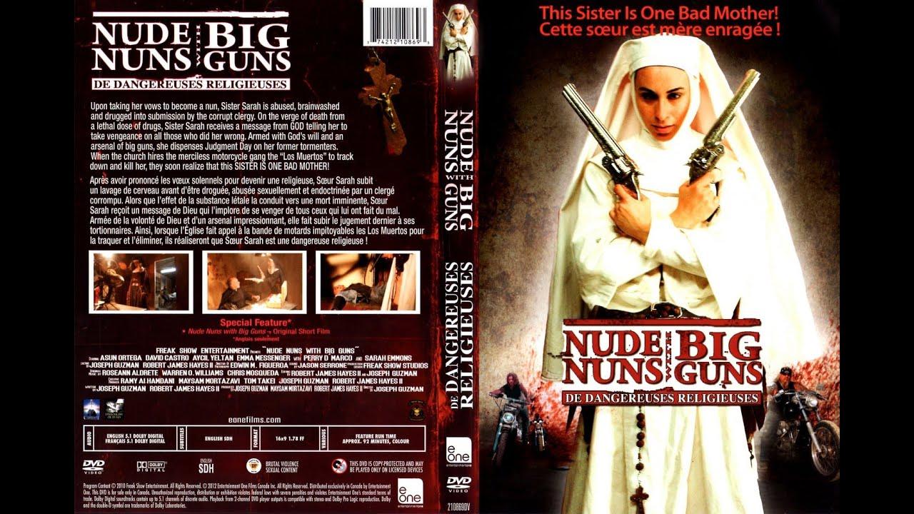 Filmsnude nuns with big guns hentai females