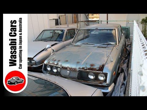 Abandoned Classic: 1971 Toyota Corona Mark II