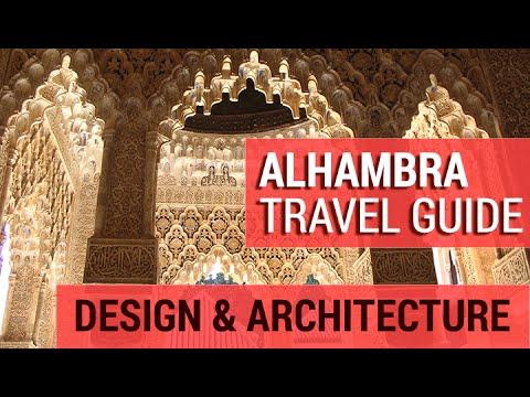 Alhambra: Design & Architecture Guide - Granada, Spain