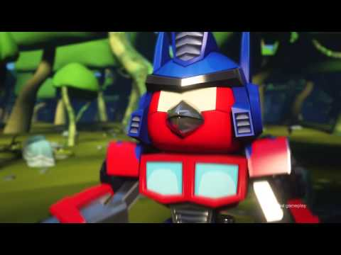 Angry Birds Transformers (android | Ios) • Trailer Hd | Yourapps.info video