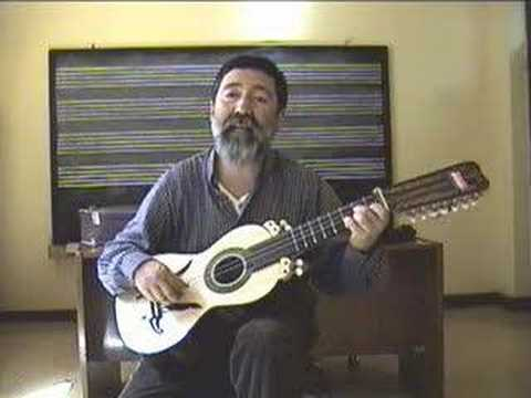 El Guitarrón Chileno Francisco Astorga