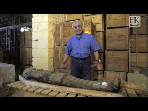 Dr Zahi Hawass explains Ancient Egyptian Mummy Recipe