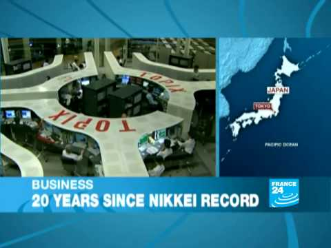 Business-Japan: 20 years since Nikkei record