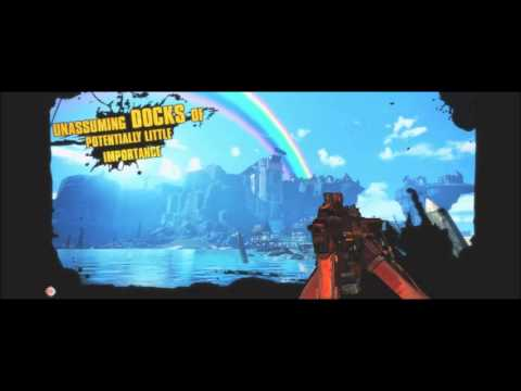 Borderlands 2 DLC Soundtrack - Unassuming Docks - Light