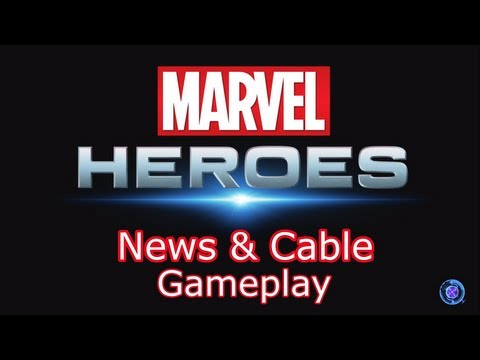 Marvel Heroes: Update news with Cable Gameplay beta