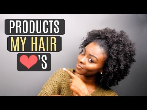 Products that helped me achieve THICK. HEALTHY. GROWING Natural Hair