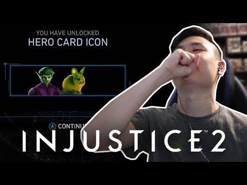 Injustice 2 - EPIC BEAST BOY HERO ICON UNLOCKED!!