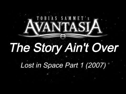 Avantasia - The Story Aint Over