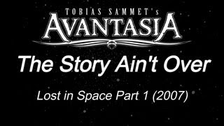 Watch Avantasia The Story Aint Over video