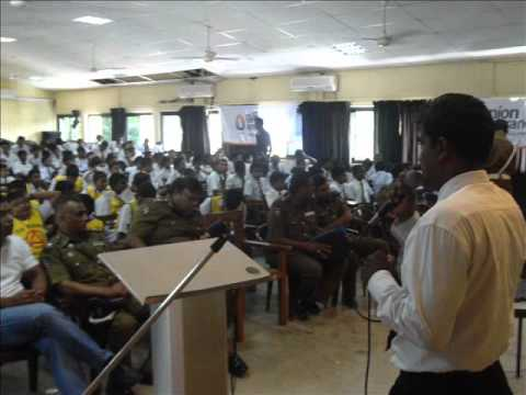 D.s.senanayake College Road Safety Unit 2012 2013 Part 1 video