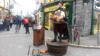 Hurdy Gurdy by Paul Kelly - Galway